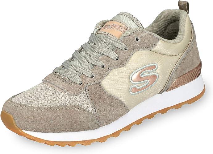 casamentero En detalle Rudyard Kipling  Skechers Og 85 - Goldn Gurl Taupe Rindsleder: Amazon.co.uk: Shoes & Bags