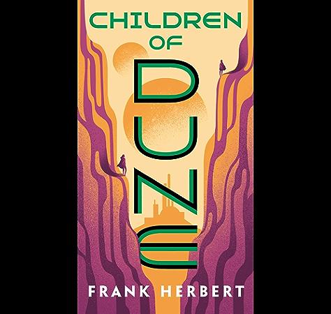 Amazon Com Children Of Dune Ebook Herbert Frank Kindle Store
