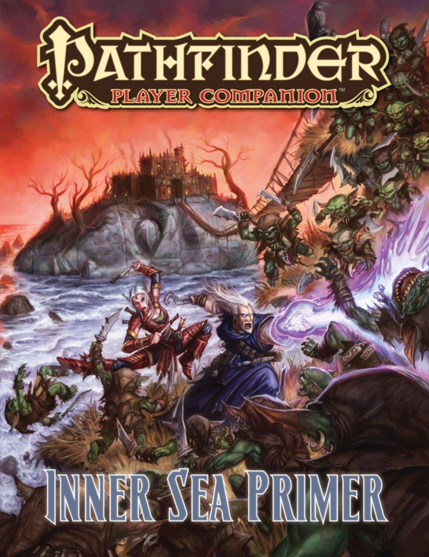 Pathfinder Player Companion: Inner Sea Primer: Paizo Staff