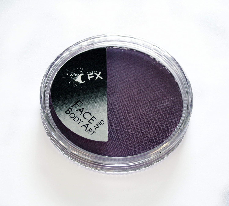 Violet Body Painting Cake 30 Grams Cheek FX