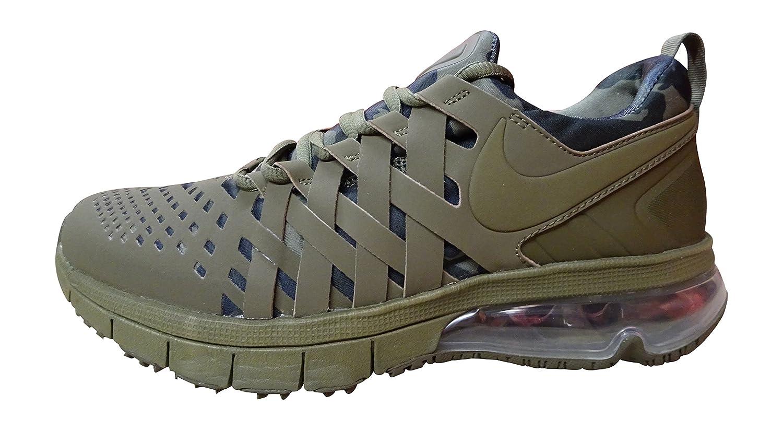 Nike Fingertrap Max AMP Mens Running Trainers 644672 Sneakers Shoes B01MZBX80U 8 D(M) US|Medium Olive Black 200