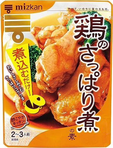 煮 鶏肉 の さっぱり
