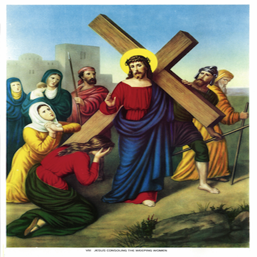 Way of the Cross (Stations Of The Cross Meditations And Prayers)