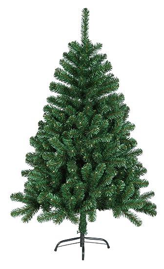 Künstlich Weihnachtsbaum.120 Cm 360 Spitzen Künstlicher Weihnachtsbaum Tannenbaum Christbaum In Grün Inkl Metallfuß Christbaumständer