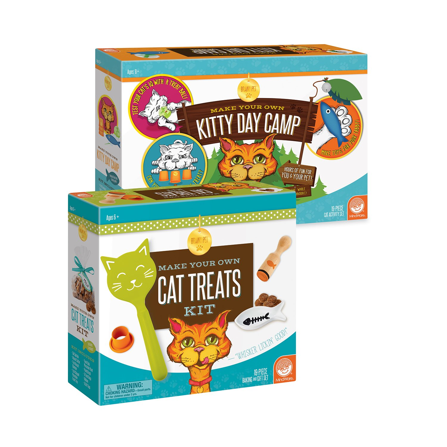 Cat Lover's Set of 2 by MindWare