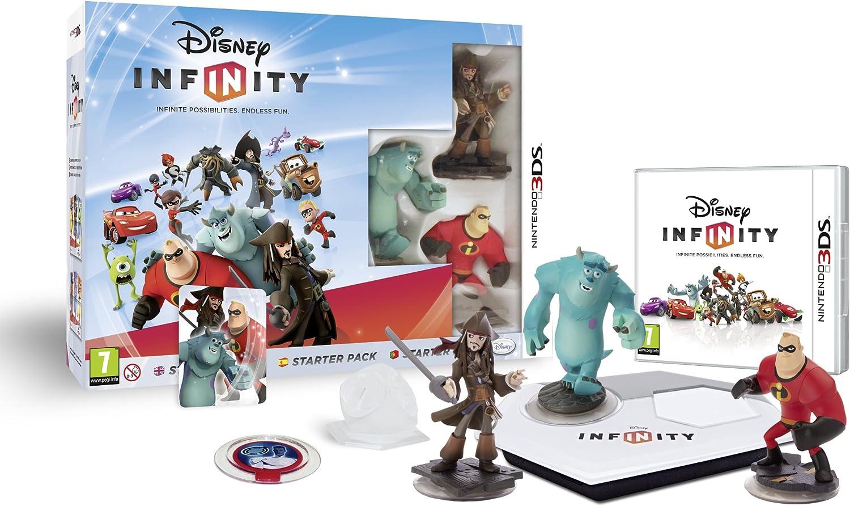 Disney Infinity Starter Pack: Nintendo: Amazon.es: Videojuegos