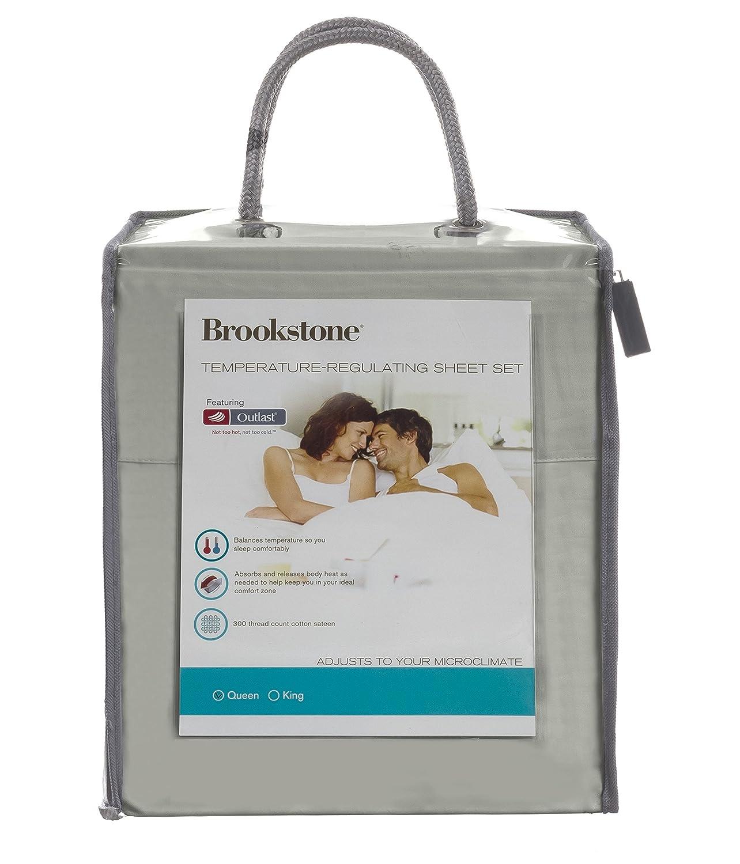 37.5高度な寝具システムシートセット Brookstone B06XGY2HQQ