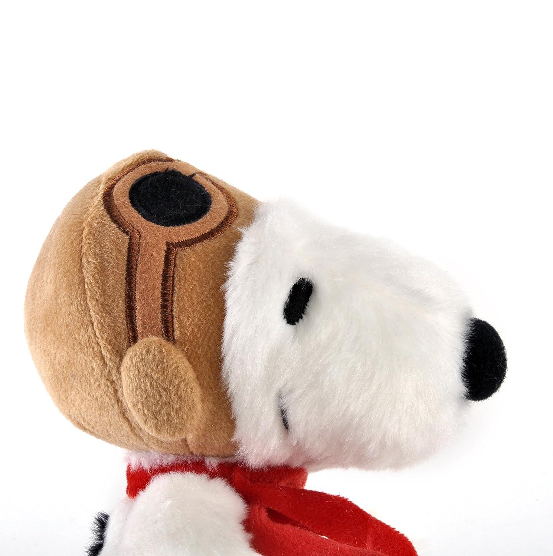 Aurora World - Snoopy Piloto de Peluche, de 19 cm: Amazon.es: Juguetes y juegos