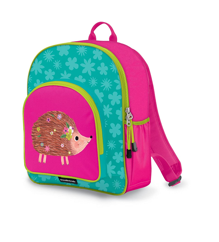 Amazon.com: Crocodile Creek 4648-2 Eco Kids Backpack Solar System, Blue/Green: Toys & Games