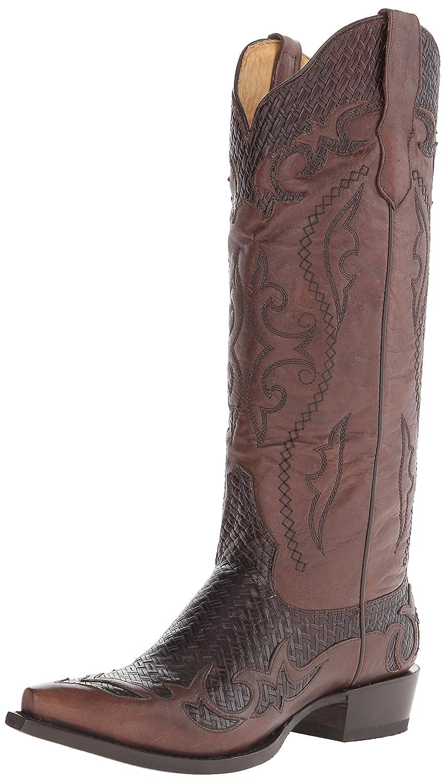 Stetson Women's Bailey Western Boot B00U9XV372 10 B(M) US|Vintage Chocolate