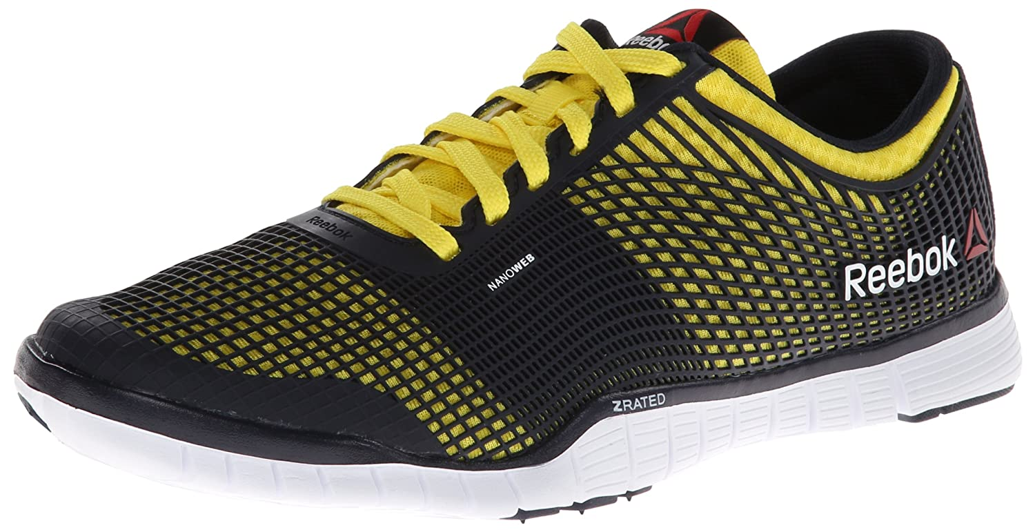 Zquick Tr- Yellow training shoes