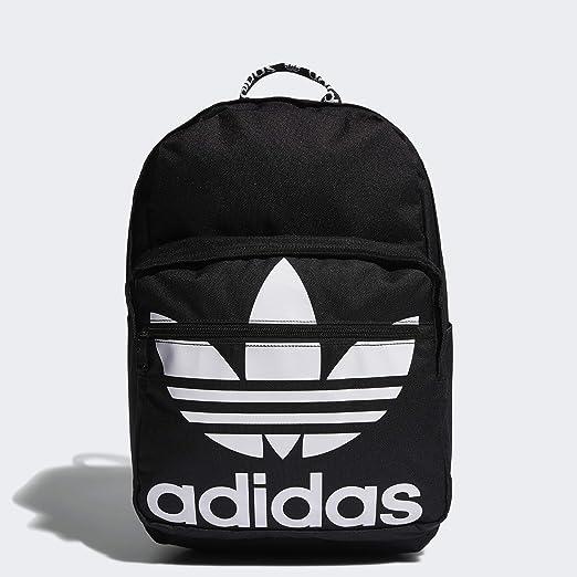 Рюкзак Adidas Classic 3-Stripes Pocket черный цвет — купить за ... | 522x522