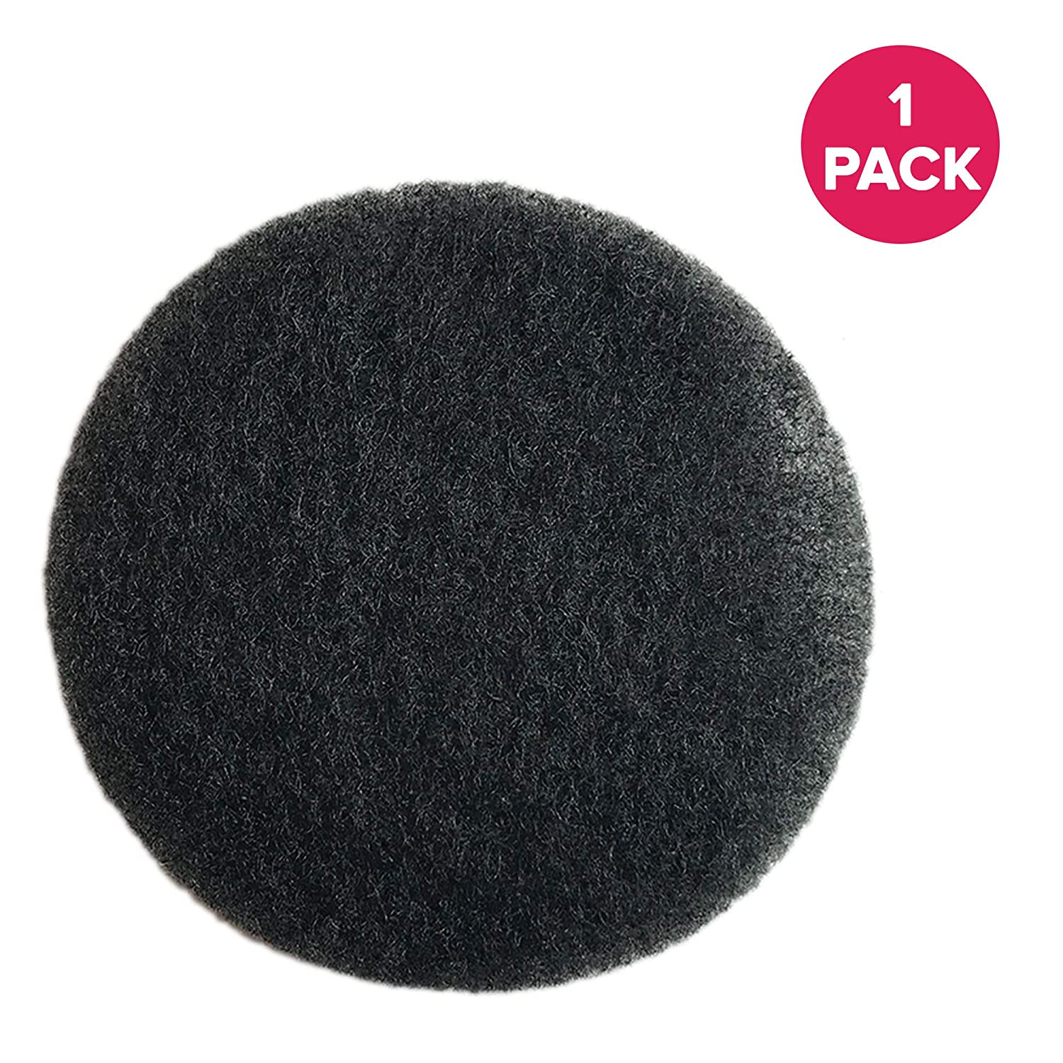 Think Crucial Replacement for Eureka Mighty Mite Motor Foam Filter Fits Mighty Mite & Sanitaire Vacuums, Compatible With Part # 38333