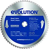 Evolution Power Tools 12BLADEST Steel Cutting Saw Blade, 12-Inch x 60-Tooth