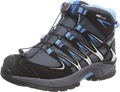 SALOMON XA Pro 3D Mid J, Chaussures de Randonnée Hautes Mixte Enfant