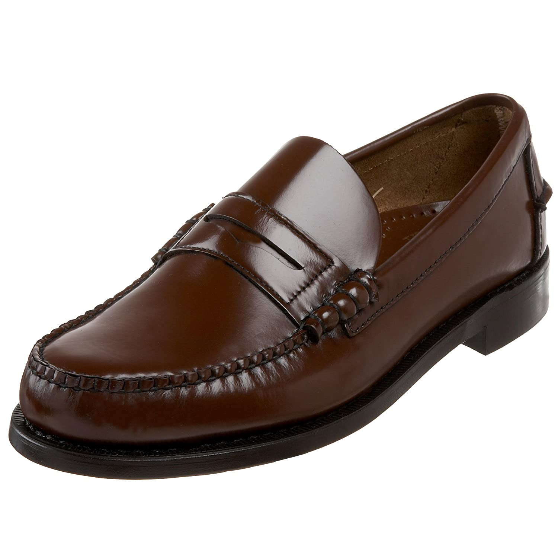 Zapato Mocas/ín Hombre Color Marr/ón Piel Sebago Classic 76660