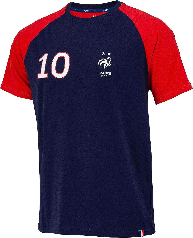 collezione ufficiale taglia uomo Maglietta della squadra di calcio della squadra di calcio della nazionale Squadra de France de Football