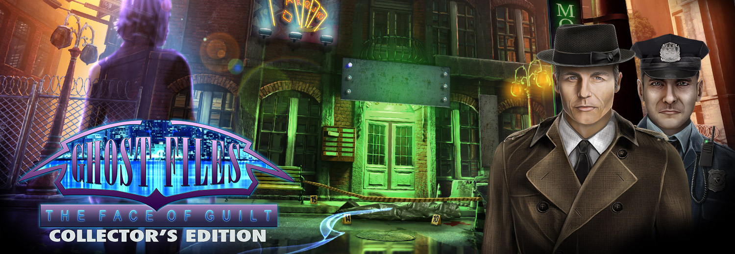 Ghost Files: The Face of Guilt Collector's Edition [Download]