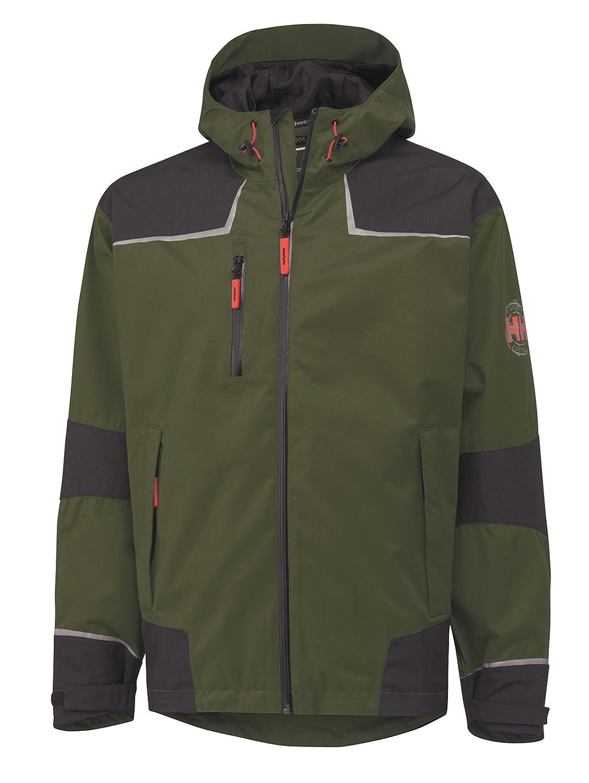 Helly Hansen Workwear メンズ チェルシー 防水 シェルジャケット B00OLOEDWM XL Olive Night/Charcoal Olive Night/Charcoal XL