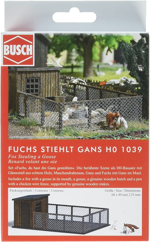 Busch 1039 Set /»Fuchs du hast die Gans gestohlen/«