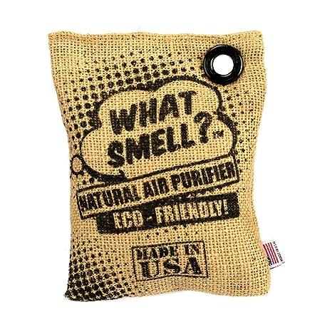 Amazon.com: Lo Que Huele? Natural bolsas de purificación de ...