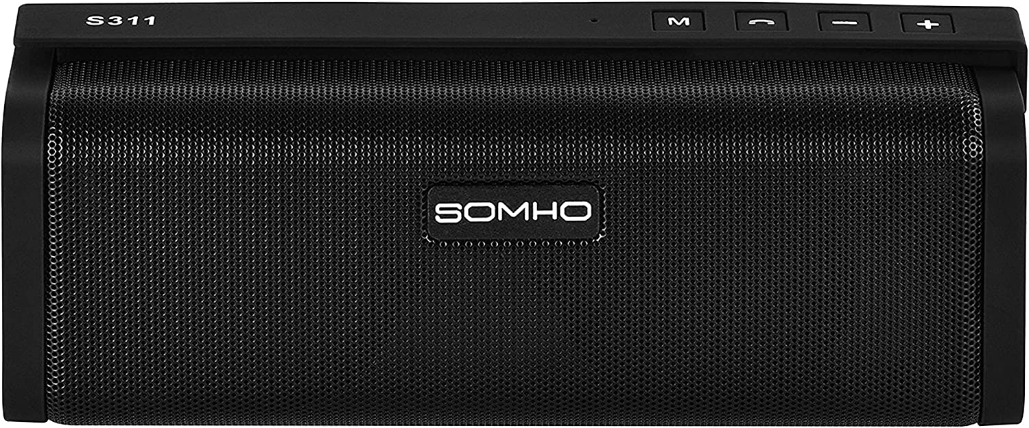 Waterproof Bluetooth Speaker, Speaker Bluetooth Wireless with Strong Bass & 20W HD Sound, Bluetooth Speakers with 36Hours, 100Ft Wireless Range, Portable Speakers for Outdoors,for Apple iPhone,Samsung