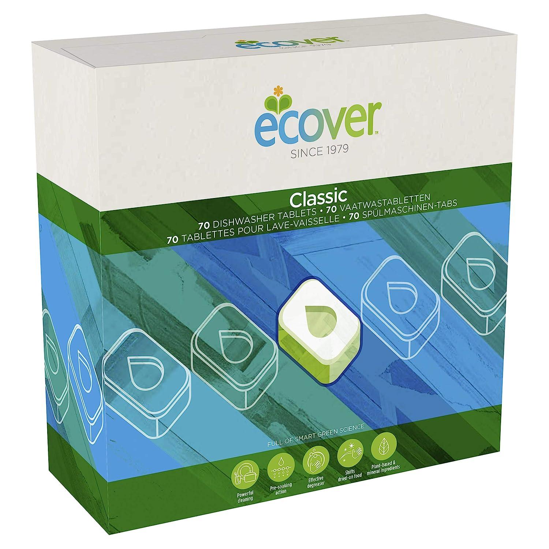 Super Ecover Spülmaschinen-Tabs XL Pack (1 x 70 Tabs): Amazon.de CD24
