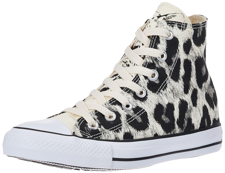 Converse All Star Hi, Unisex-Erwachsene Schwarz Sneakers Weiß / Schwarz Unisex-Erwachsene 5837b0