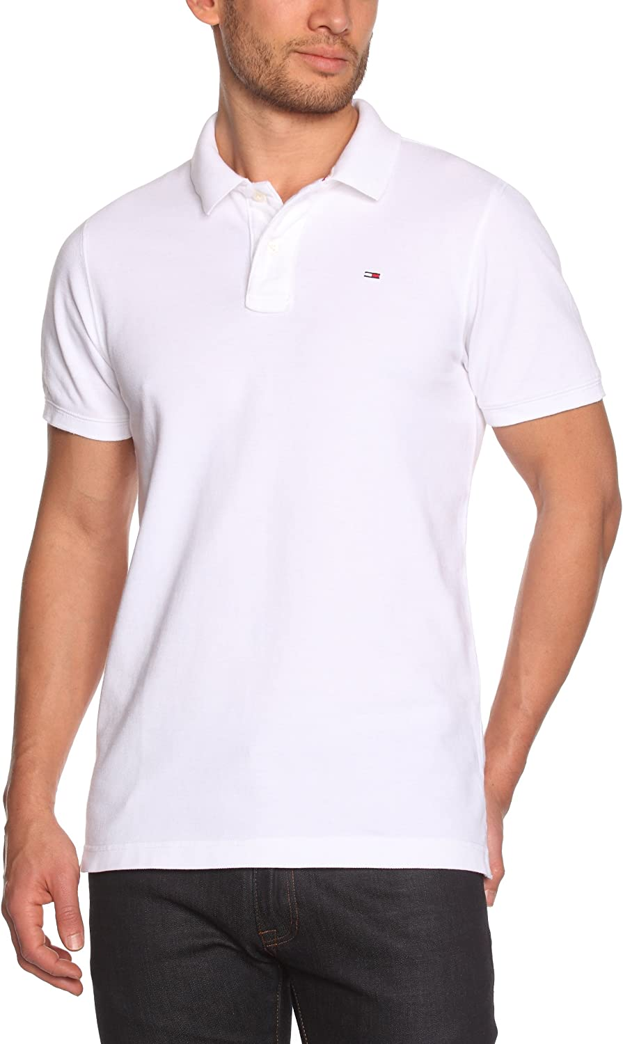 Tommy Hilfiger Pilot Polo Flag S/S Kir Hombre: Amazon.es: Ropa y ...