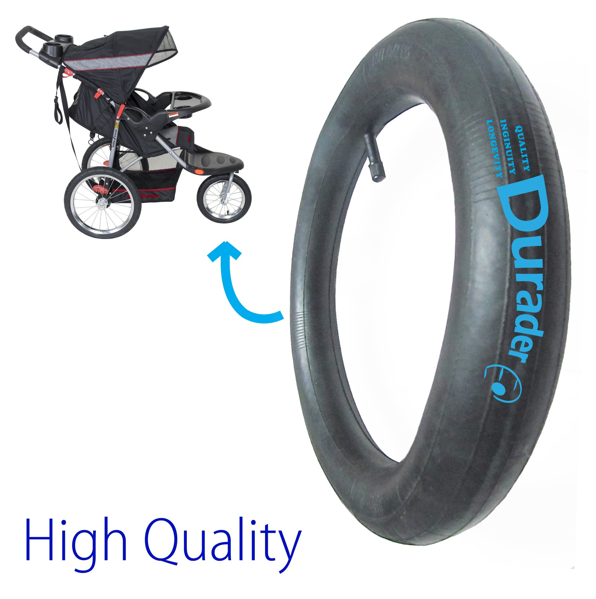 Amazon Com Inner Tube For Baby Trend Stroller Rear Wheel