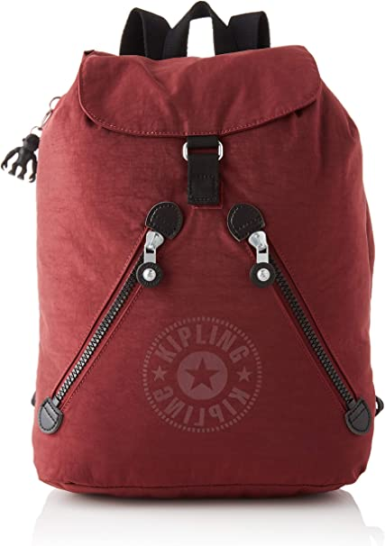 Kipling Fundamental NC, BACKPACKS Unisex Adulto, 16.5x42x42 cm