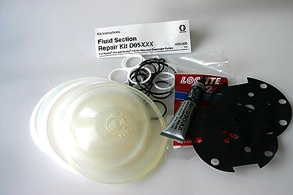 Original Graco kit de reparación para Husky 515 y 716 D05001 D05-001