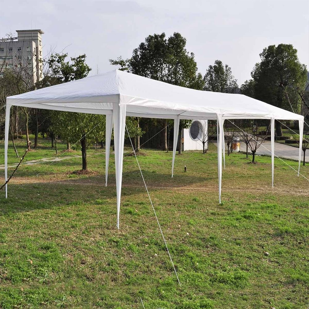 Clevr New 10'x30'Canopy Party Wedding Outdoor Tent Gazebo Pavilion Cater Events by Clevr