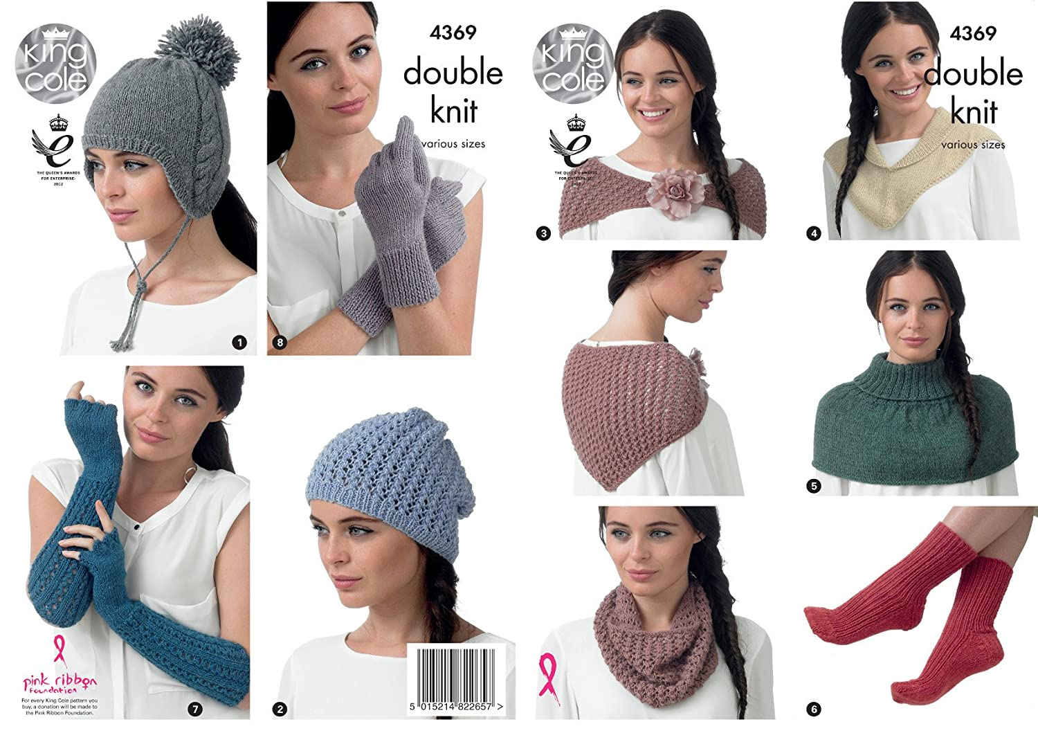 Hat Scarf Knitting Patterns – Easy Scarf Knitting Patterns