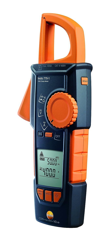 Testo 0590 7701 - Amperímetro (1 pieza): Amazon.es: Industria ...