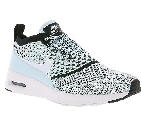 218e9afe08 Nike Women's W Air Max Thea Ultra FK, Glacier Blue/WHTE-Black, 8 US:  Amazon.in: Shoes & Handbags