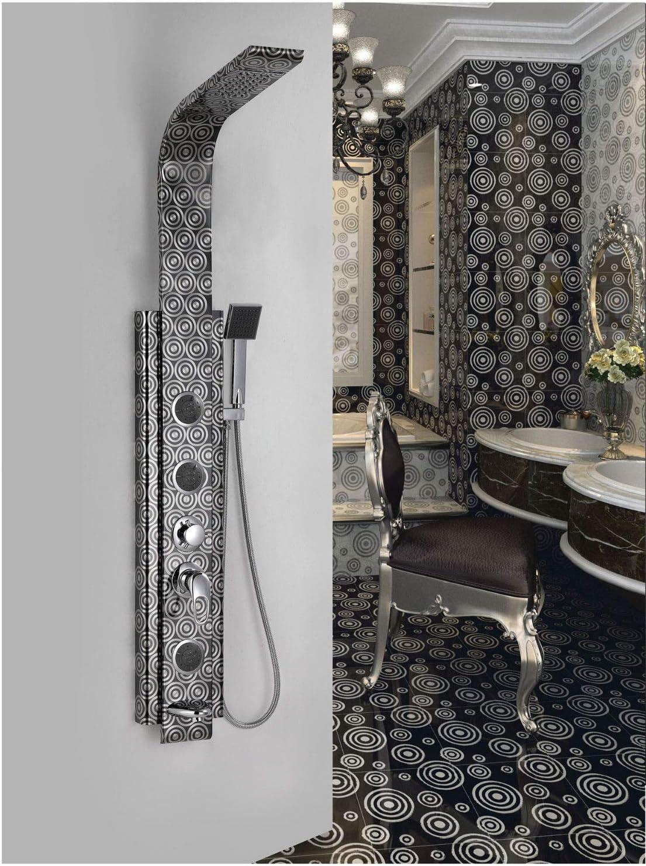 KaO0YaN-Shower Círculo 5 Spray Para La Espalda Tres Funciones ...