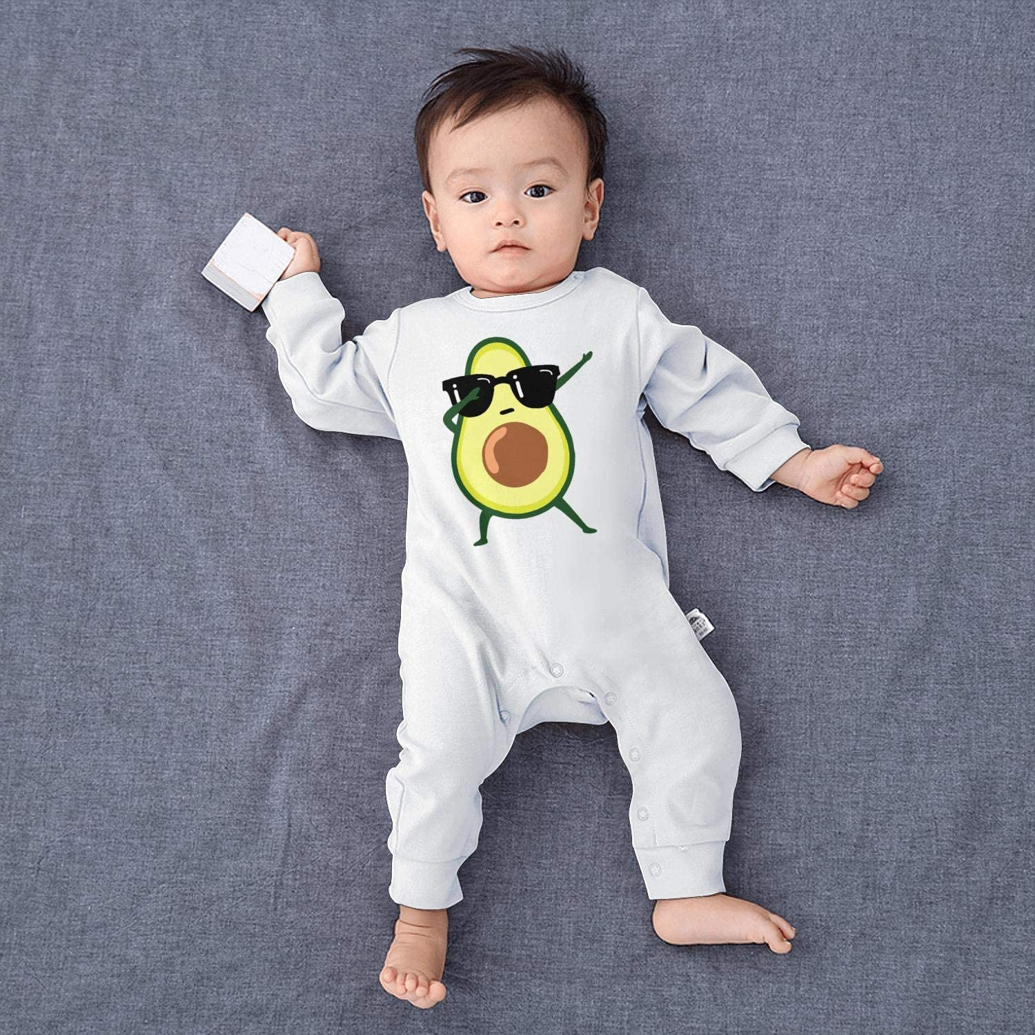 AKDJDS 1st First Birthday Sunflowers 2 Baby Boys Girls Long Sleeve Baby Onesie Organic Babys Creeper