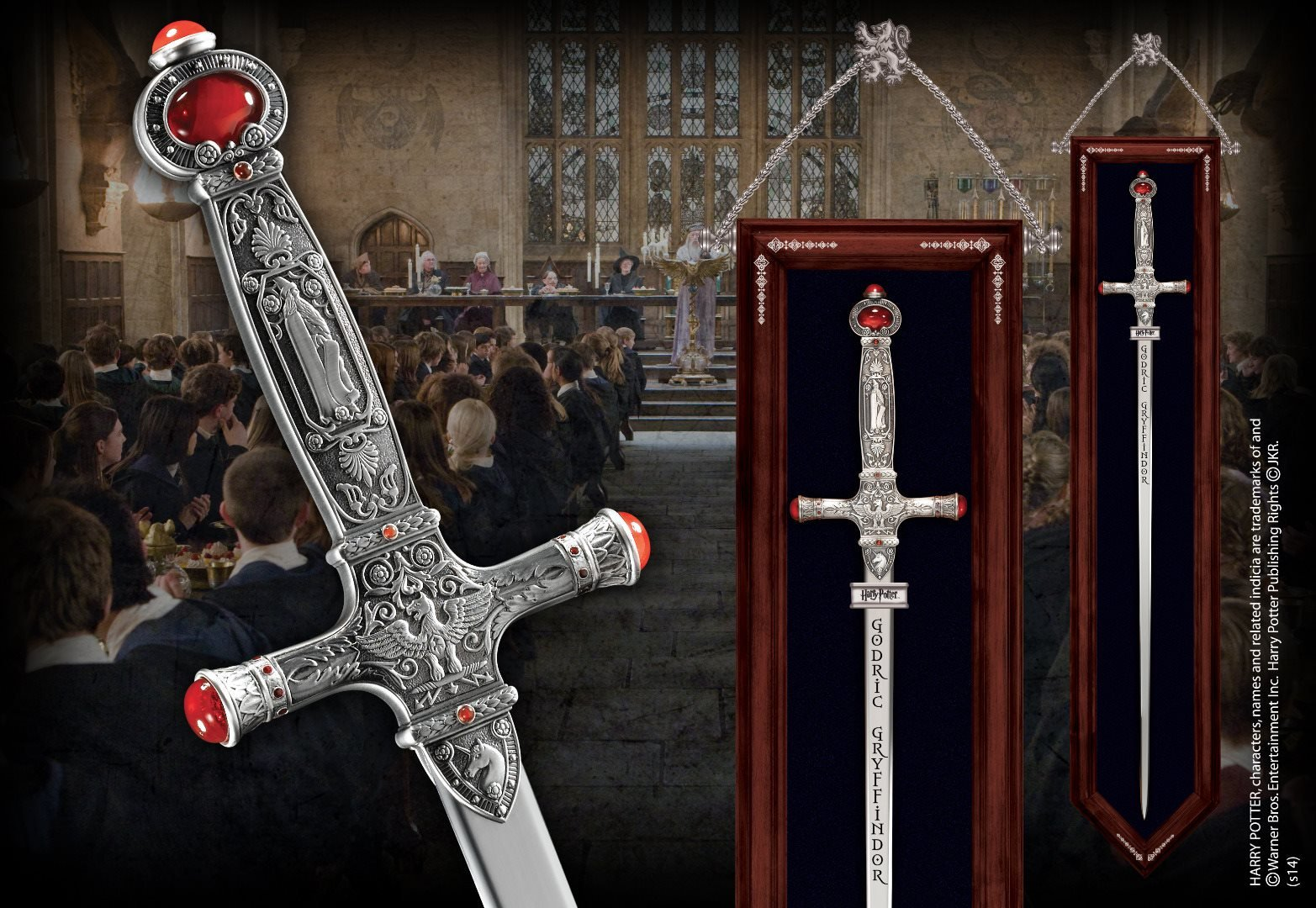 Noble Collection - Harry Potter - The Godric Gryffindor Sword