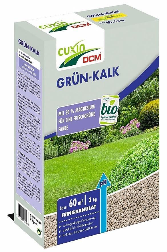 cuxin – Cal de trazas 3 kg: Amazon.es: Jardín