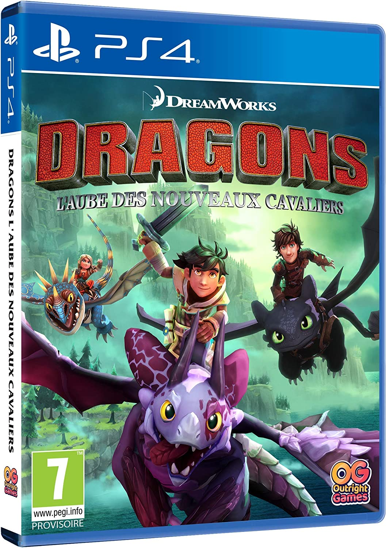 BANDAI NAMCO Entertainment Dragons Dawn of New Riders, PS4 vídeo ...