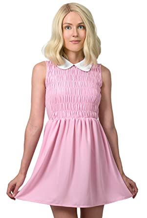 Amazon.com: Eleven Dress Stranger Things Halloween Costume: Clothing