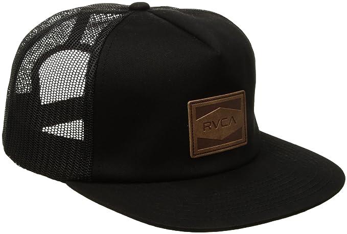 RVCA Men s Washburn Trucker Hat e2693106ae3