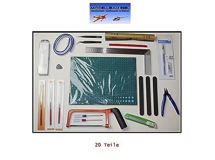 Maqueta eibl® 20 piezas Juego de herramientas premium ...