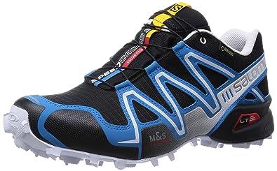 énorme réduction d37d0 8b08c SALOMON Speedcross 3 GTX, Chaussures de Running Femme, 46 EU ...