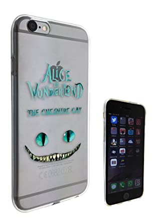 coque iphone 6 chat cheshire