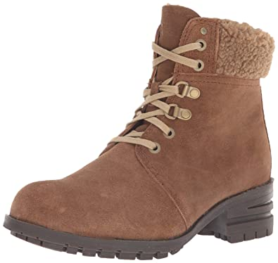 6d0f64685e0 Caterpillar Cora Fur Womens Ladies Ankle Boots Brown - Brown - UK Size 3