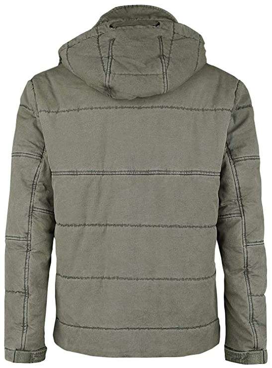 Wellington Brandit Wellington Oliv LBekleidung Winterjacke Brandit X08knPwO