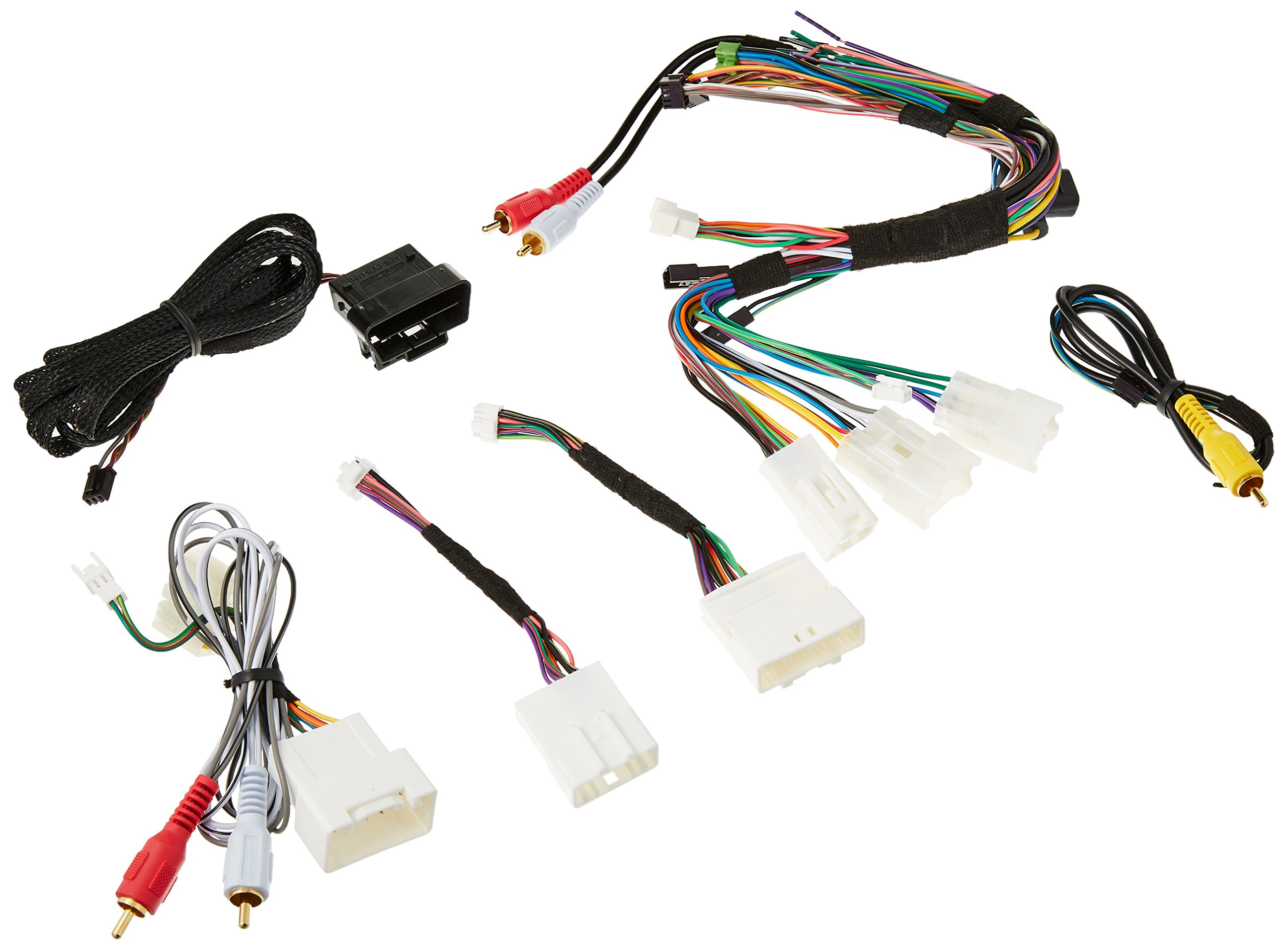 iDatalink Maestro ADS-HRN-RR-TO1 TO1 Plug & Play T-Harness for Toyota Vehicles