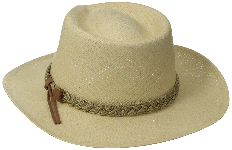 44b225de Scala Panama Men's Panama Outback Hat: Amazon.in: Clothing & Accessories